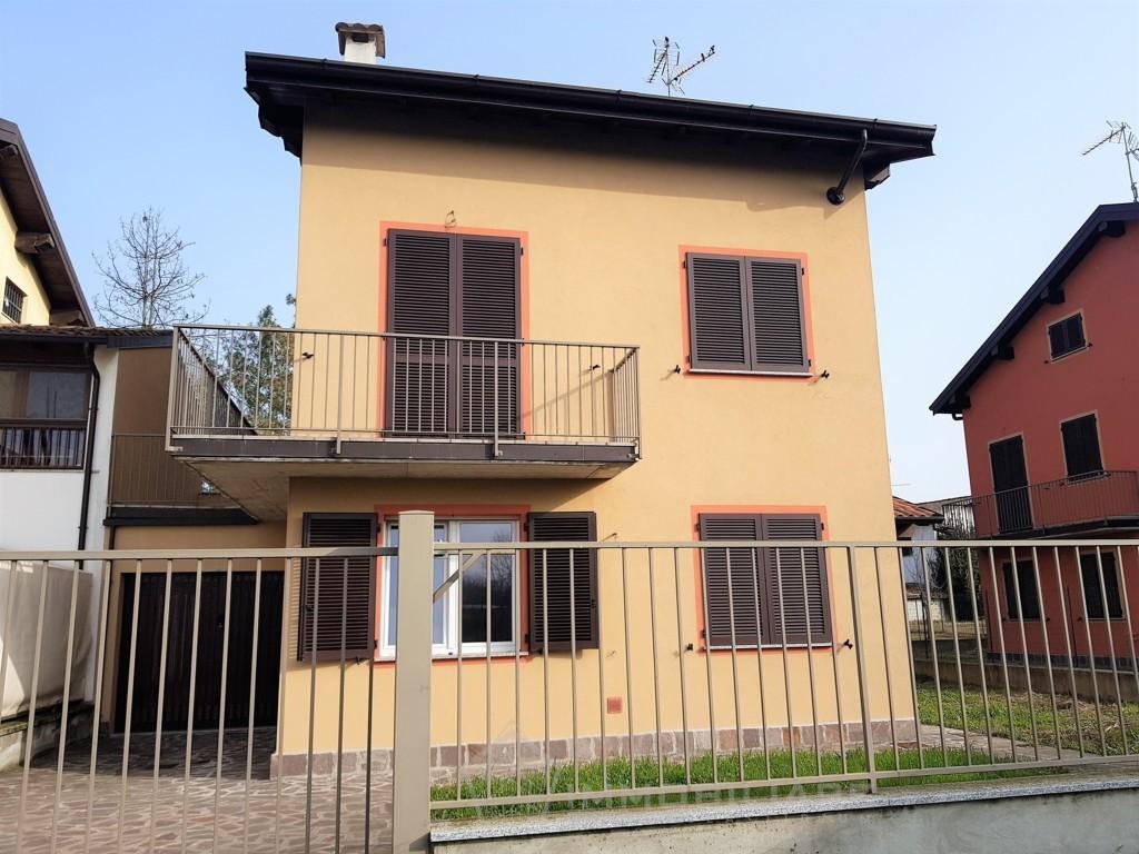 Castelletto di Branduzzo (PV) VENDITA Villetta a schiera nuova Rif. C 337